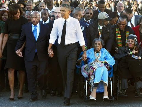 Civil Rights leader dies, Amelia Boynton Robinson, 104  - Selma March Bloody Sunday