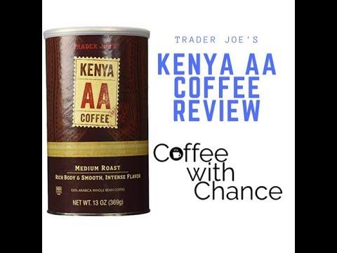 Trader Joe's Kenya AA Coffee Review | Coffee with Chance