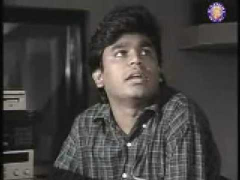 ar rahman first ever interview after winning national award, rare vdo see also sridhar sir