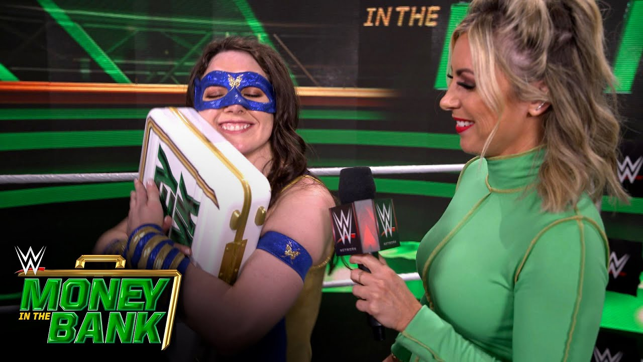 Nikki A.S.H embraces Money in the Bank moment: WWE Network Exclusive, July 18, 2021