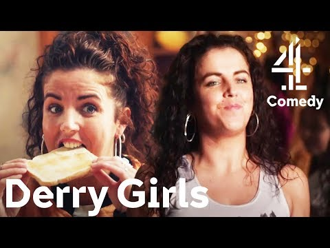 Derry Girls | Michelle's Best Bits in Series 2!