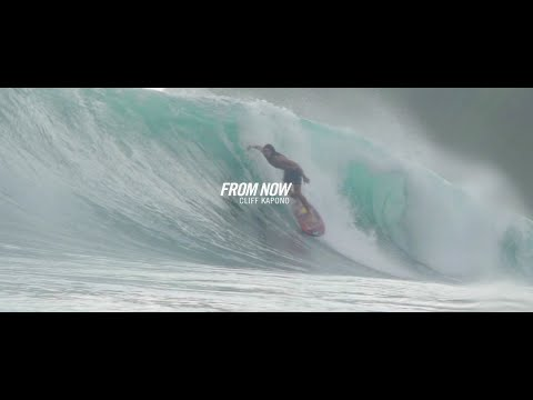 Cliff Kapono Surfing
