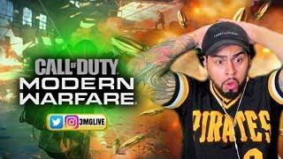 Modern Warfare Multiplayer Livestream - Road to 100 Rank! With Xchasemoney