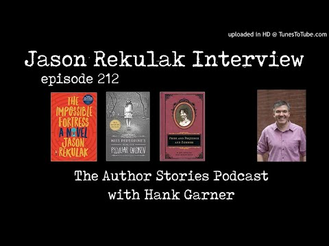 Episode 212 | Jason Rekulak Interview