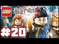 LEGO Harry Potter: Years 1-4 - Part 20 HD Walkthrough - Dragons