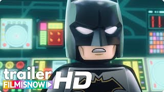 LEGO DC: BATMAN - FAMILY MATTERS 🦇 (2019) Trailer | Gotham City Is Threatened By Red Hood