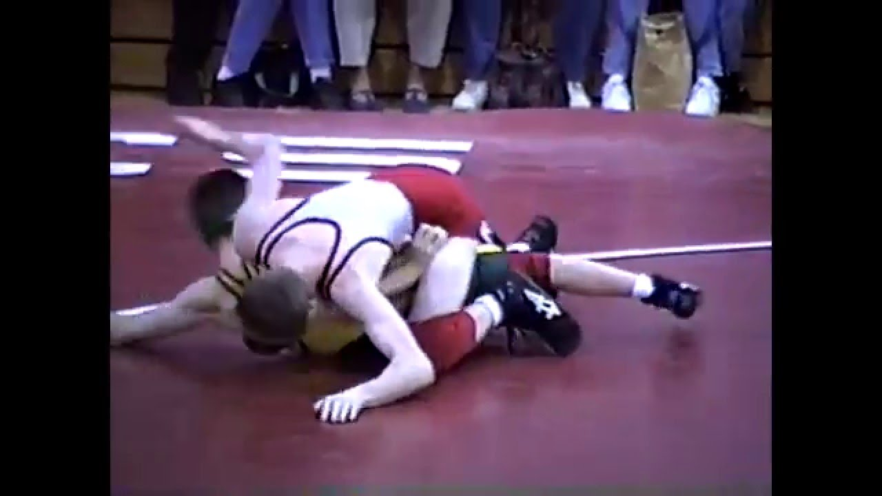 NAC - Beekmantown Wrestling  2-16-96