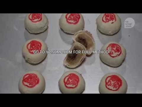 How To: Taiwan-style mooncake