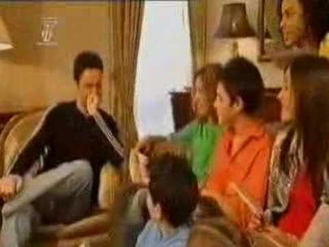 Donny Osmond Interview with S Club Juniors