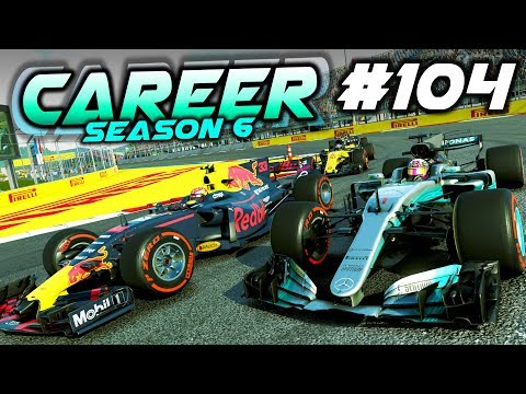 Download Youtube: DISASTER & INSANE RECOVERY RACE - F1 2017 Career Mode Part 104