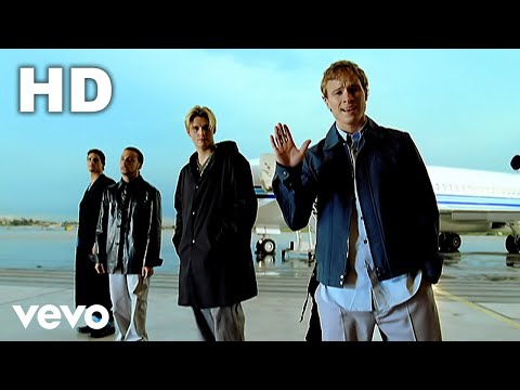 Backstreet Boys - I Want It That Way (Official Music Video)