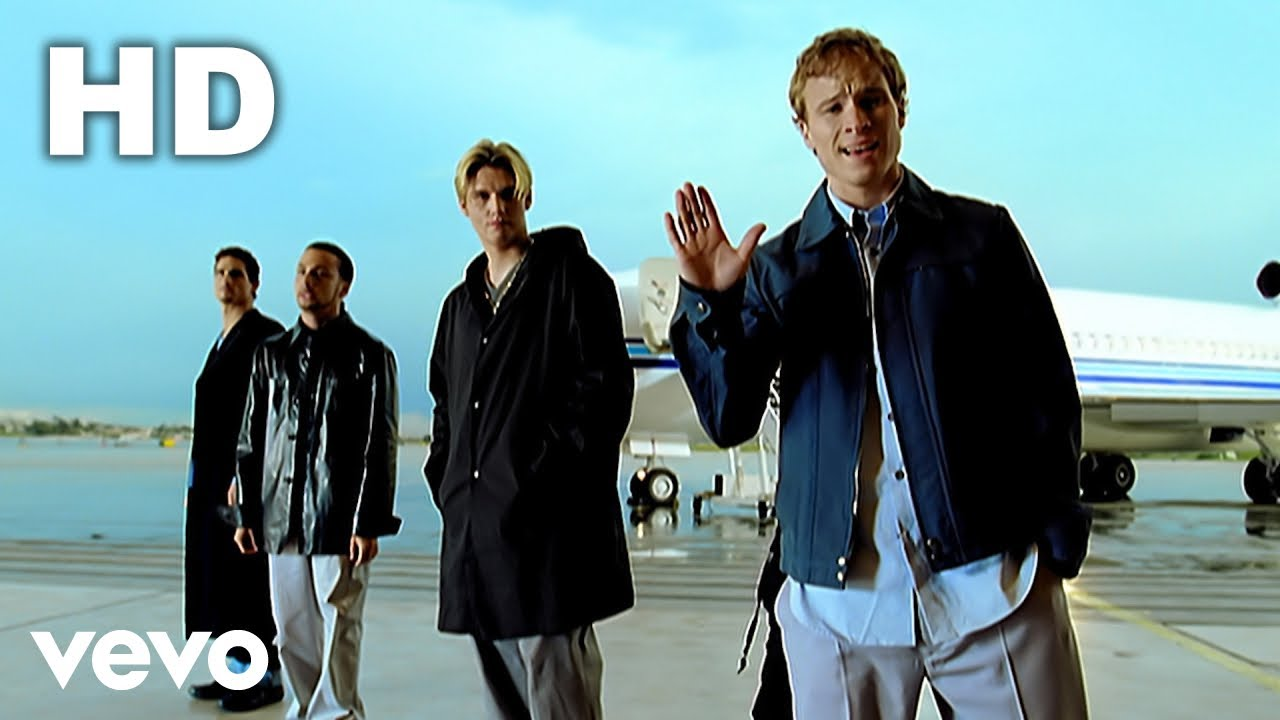 free download backstreet boys i want it that way