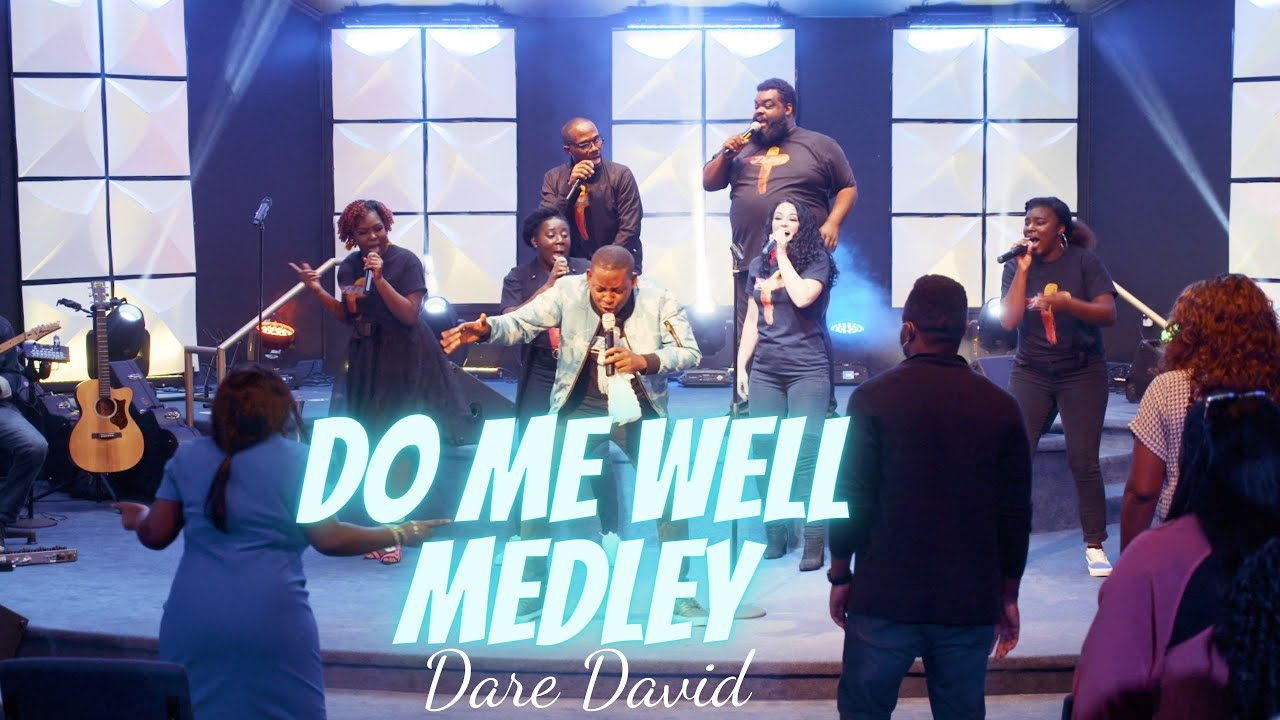 Download Do Me Well Medley - Dare David