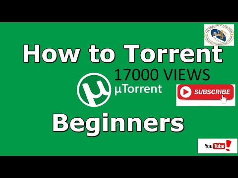 How To Use Torrents To Download Videos,Music, Pdf ,games Etc For Free (IN HD)