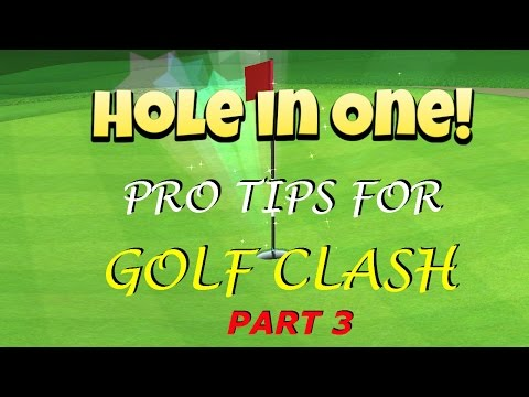 Golf Clash Pro Tip 3 Series (For beginners) / Closest Win / Chest Openings