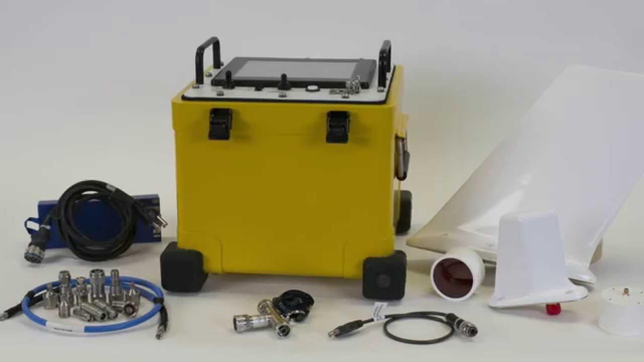 exelis iswft a transmission line test set youtube. Black Bedroom Furniture Sets. Home Design Ideas