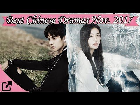 Best Chinese Dramas November 2017