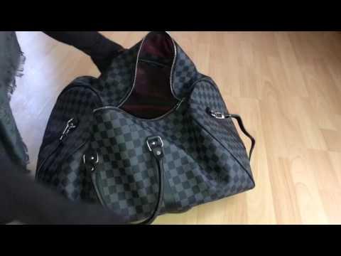 162e64cf8ea86 Meine neue Replica Tasche von Louis Vuitton - YouTube