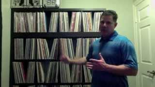Building My Ikea Kallax Dj Studio And Music Room Tour With Vinyl Records