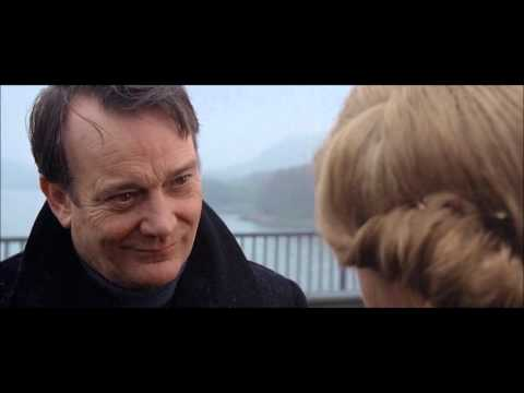Bad Timing - Theresa Russell and Denholm Elliott - Farewell on the bridge