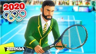 The Most INTENSE Tennis Game Of All Time! (Tokyo 2020 with Tobi)