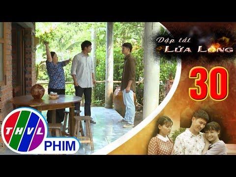 THVL | Dập tắt lửa lòng -Tập 30[2]: Không đành lòng nhìn Hoa khổ, Tốt nhận mình và Hoa sắp cưới nhau