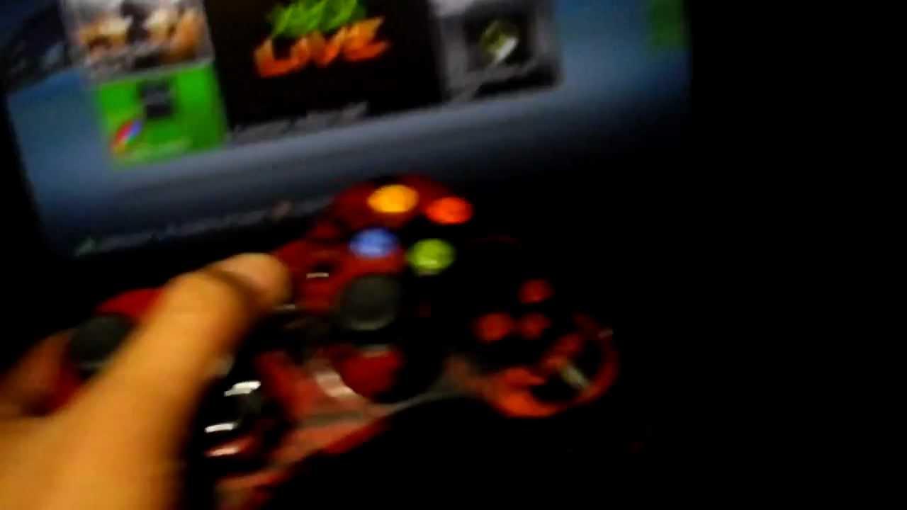 Jugando xbox 360 en una sala de cine youtube for Sillas para jugar xbox