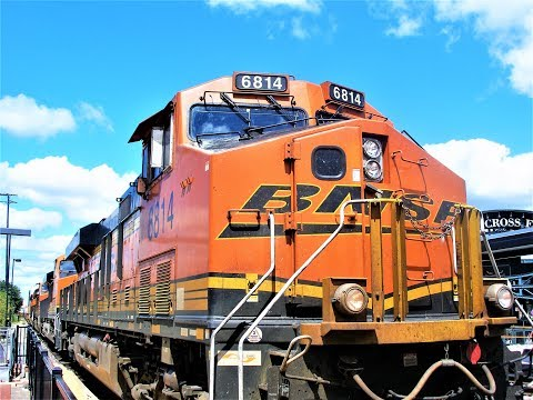 BNSF Chillicothe Subdivision Documentary