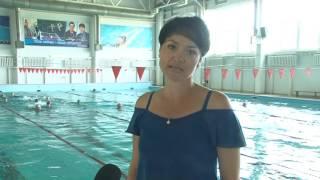 Открытие Плавательного Бассейна Парус(, 2016-08-04T15:38:39.000Z)