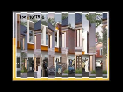 Rumah Syariah Konsep Villa Tanpa Kredit Bank di Kota Cimahi Royal Orchid Villa
