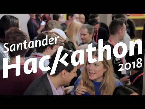 Santander Hackathon 2018 – Building Banking Your Way