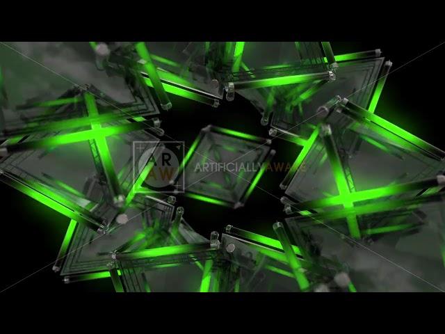 VJ NEON TUMBLE MIX HD