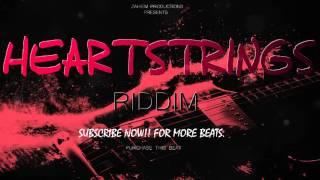 Heartstrings Riddim - Dancehall Instrumental Beat [Prod.By Zahiem] 2015