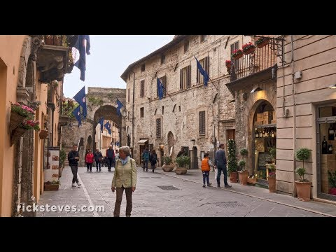 Assisi, Italy: Home of St. Francis