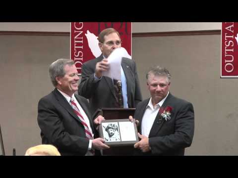 SRSU-2011 Hall of Honor Induction Ceremony