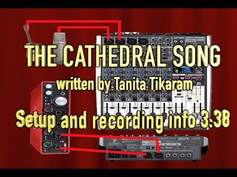 THE CATHEDRAL SONG  (written by Tanita Tikaram)