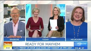 Today Click Frenzy Mayhem Sales Event May 2019