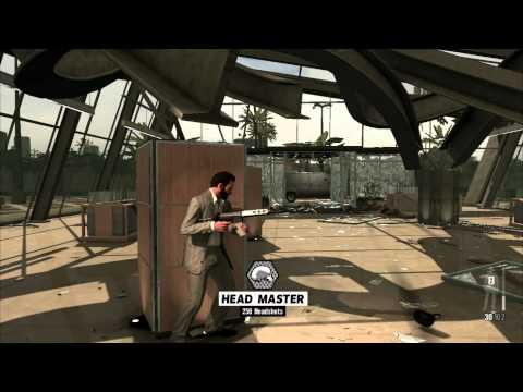 Max Payne 3 - Best (ALL) Bullet-Time Scenes