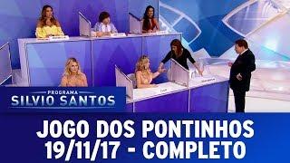 Jogo dos Pontinhos | Programa Silvio Santos (19/11/17)