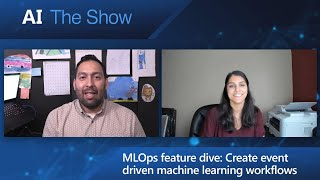 MLOps feature dive: Create event driven machine learning workflows
