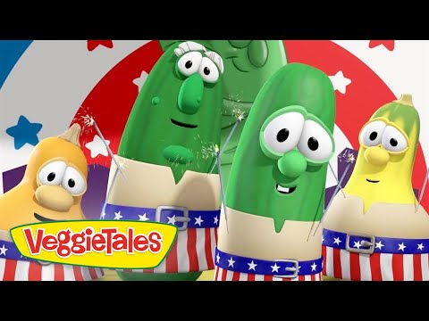 VeggieTales | Kilts and Stilts | Veggie Tales Silly Songs With Larry | Silly Songs