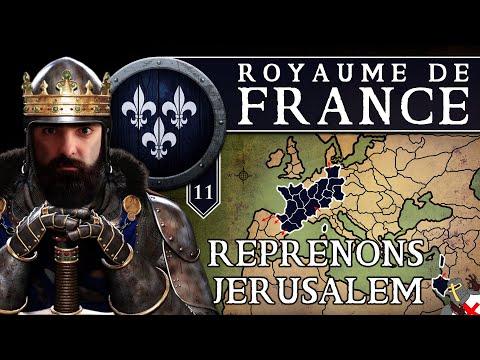 [M2TW] Saison 1 - Episode 11 : La Reconquête de Jerusalem.