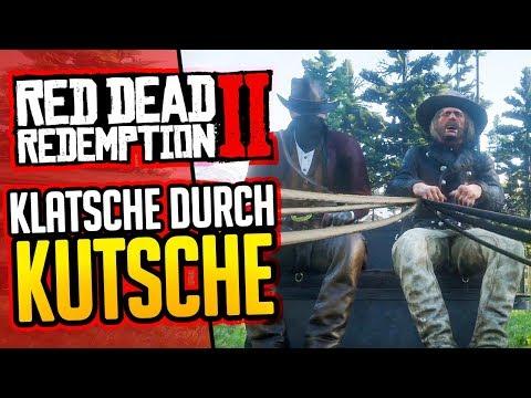 RED DEAD REDEMPTION 2 😈 012: Diese GRMBLFJX#@&$ KUTSCHE!!