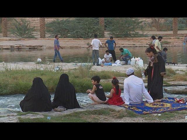 وادي حنيفة واحة لاهالي الرياض تحيا من جديد بفضل المعالجة الطبيعية Life Youtube