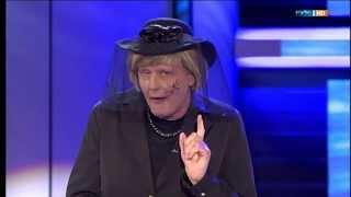 Angela die schwarze Witwe