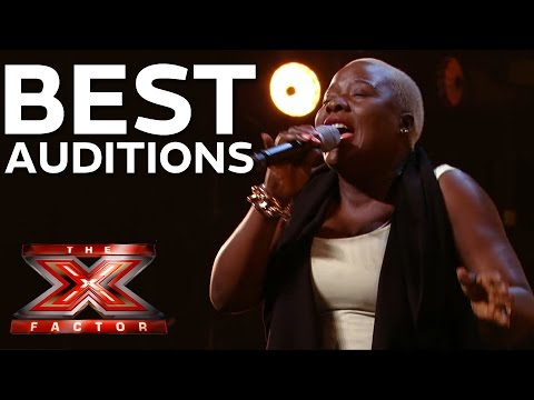 Top 10 Best Auditions Of 2015 |  The X Factor UK