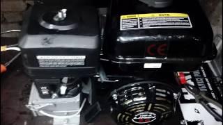 Раздушка мотора Lifan 6.5-7 л.с.