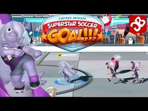 CN Superstar Soccer: Goal – AMETHYST'S GOLD TROPHY