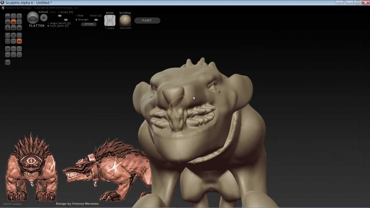 3D Design Tips: Getting Started with Digital Sculpting