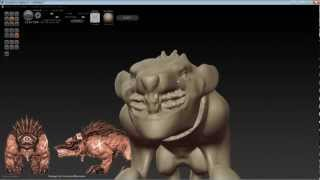 Sculptris digital sculpting Tutorial